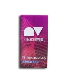 PRESERVATIVOS ESTRIADOS NACHO VIDAL  - 1
