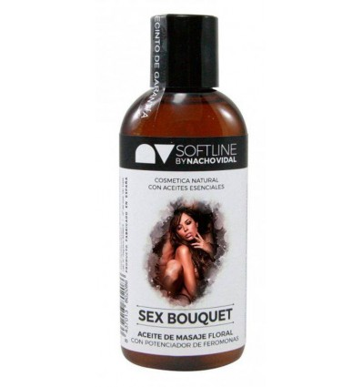 ACEITE PARA MASAJE SEX BOUQUET BY NACHO VIDAL