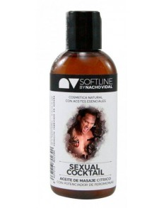 ACEITE PARA MASAJE SEXUAL COCKTAIL BY NACHO VIDAL