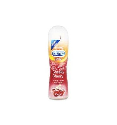 LUBRICANTE DUREX PLAY CEREZA 50 ML