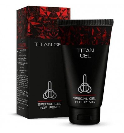 modo de aplicacion de titan gel