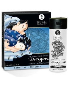 CREMA DRAGON SENSITIVE SHUNGA