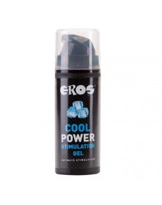EROS COOL POWER GEL ESTIMULANTE DEL CLITORIS EFECTO FRIO