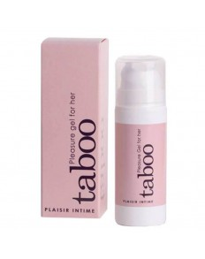 GEL INTENSIFICADOR PARA ELLA TABOO 30 ML