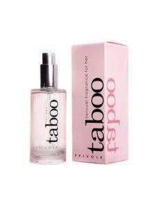 TABOO PERFUME CON FEROMONAS FRIVOLE SENSUAL 50ML  - 1