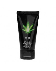 CBD LUBRICANTE CANNABIS BASE DE AGUA 50 ML
