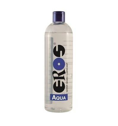 EROS LUBRICANTE BASE AGUA AQUA BOTELLA 500 ML