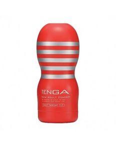 MASTURBADOR TENGA ORIGINAL VACUUM CUP (GARGANTA PROFUNDA)  - 1