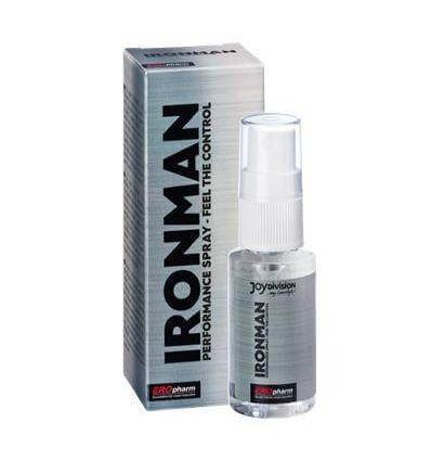 SPRAY VIGORIZANTE IRONMAN 30 ML