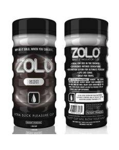 ZOLO CUP MASTURBADOR EXPERIENCIA DESLIZANTE  - 1