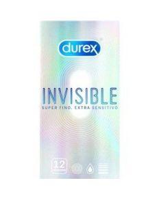 DUREX INVISIBLE EXTRA FINO 12 UDS   - 2
