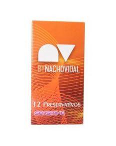 PRESERVATIVOS SENSITIVE NACHO VIDAL  - 1