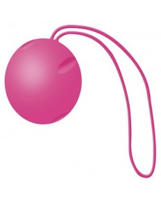 BOLA CHINA SILICONA JOYBALLS SINGLE FUCSIA  - 1