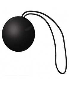BOLA CHINA SILICONA JOYBALLS SINGLE NEGRO  - 1