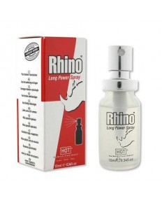HOT RHINO SPRAY RETARDANTE 10ML