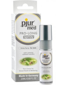 PJUR MED SPRAY RETARDANTE MASCULINO 20 ML
