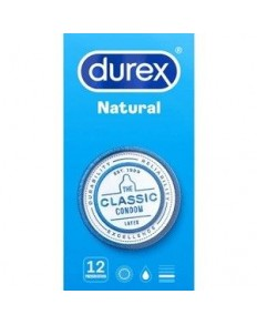 DUREX NATURAL PLUS 12 UNIDADES   - 2