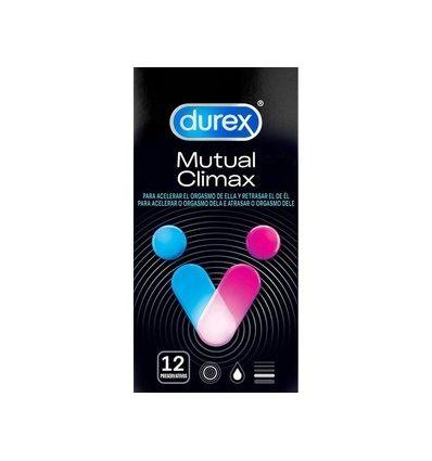 DUREX MUTUAL CLIMAX 12 UDS  - 2
