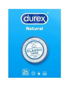 DUREX NATURAL PLUS 24 UNIDADES   - 2