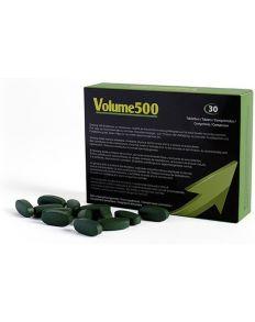 Volume 500 aumento esperma